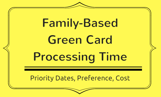 Family-Based Green Card Processing Time